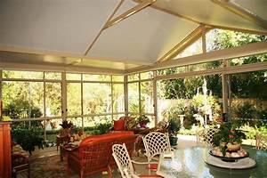 30 Stunning Ideas Of Bright Sunrooms Designs