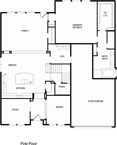 david weekley floor plans katy tx the rice located in silver ranch david weekley homes