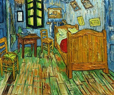 Gogh Bedroom Painting by Gogh Bedroom At Arles Painting Reproduction For Sale