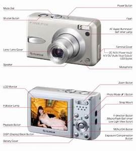 Amazon Com   Fujifilm Finepix F30 6 3 Mp Digital Camera
