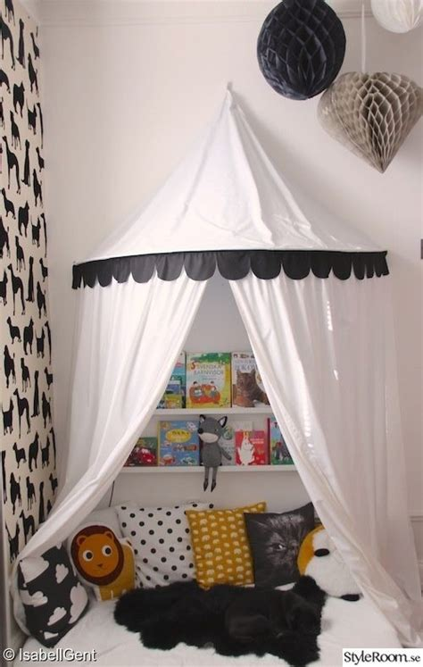 20 Cozy And Tender Kid's Rooms With Canopies Interior