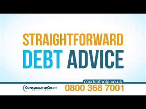 consolidated credit solutions debt management drtv ad