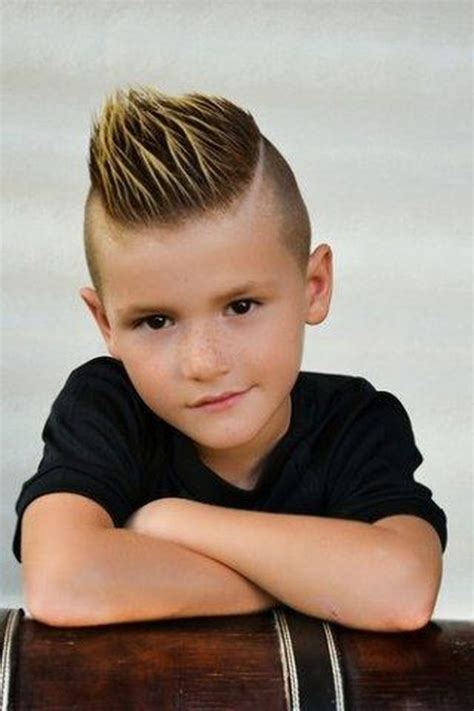 60 awesome cool kids and boys mohawk haircut ideas