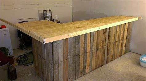awesome ideas  wood pallets  bars diy motive
