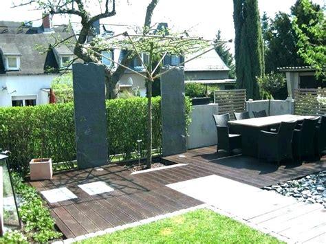 Terrassen Ideen Gestaltung by Moderne Terrassengestaltung Stein Auf Der Terrasse