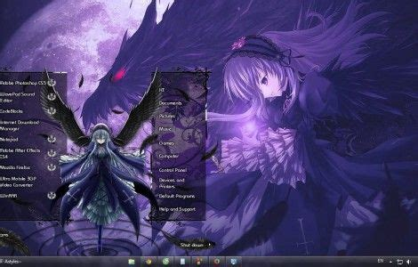 Anime Theme Wallpaper - desktop themes for windows 10 anime y desktop themes