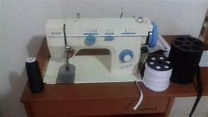Maquina Costura Zig Zag  U3010 Servi U00c7os Mar U00e7o  U3011