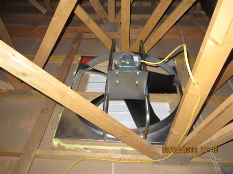 this old house attic fan save money with a whole house attic fan