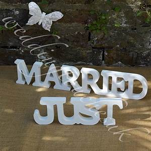 new mr and mrs sign mr mrs letters top table decoration With mr and mrs letters for top table