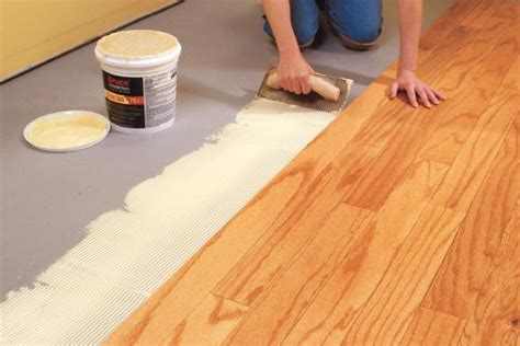 how to install engineered wood floors installing hardwood flooring the home depot canada