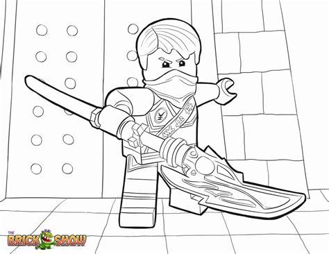 lego ninjago kai printable coloring pages az coloring pages