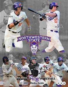 ISSUU - 2013 Northwestern State Baseball Media Guide by ...