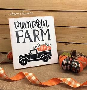 Pumpkin, Farm, Sign, Farm, Truck, Signs, Fall, Decorations, Fall