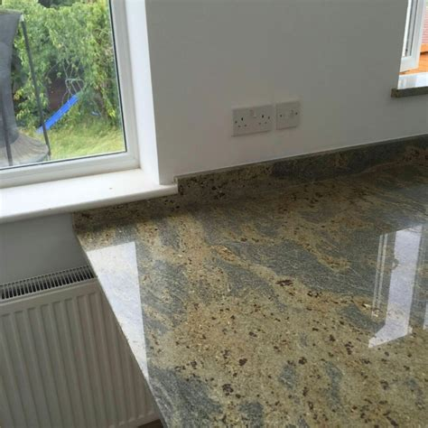 Granite Kitchen Worktops by Kashmir Gold Rock And Co Granite Ltd