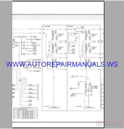 Volvo Fh12 Version 2 Wiring Diagram by Volvo V2 V5 Pv776 370 All Electrical Schematics Manual