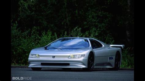 Peugeot Concept by Peugeot Oxia Concept