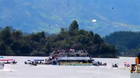 Tourist Boat Sinks by 9 Dead 28 Missing Hours After Tourist Boat Sinks In