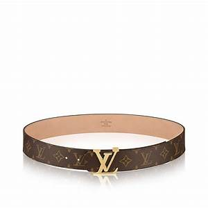 "Louis Vuitton Belt ""Perfecting Your Performance ..."