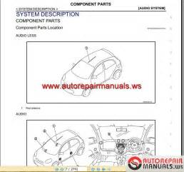 Wiring Diagram Nissan March K13