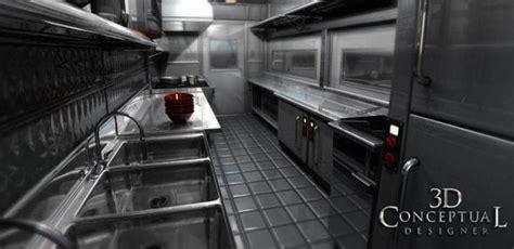 food truck kitchen design design your food truck kitchen in 3d mobile cuisine 3507