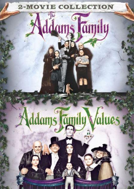 addams familyaddams family values  barry sonnenfeld