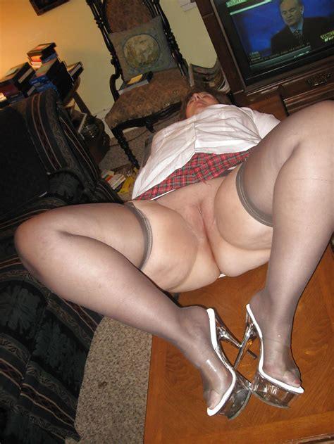 Tanya In Stockings Heels Mini Skirt Fucked 4 Pics Xhamster
