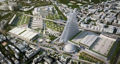 parc des expositions porte de versailles 28 images parc des expos plans le site de l ev 232