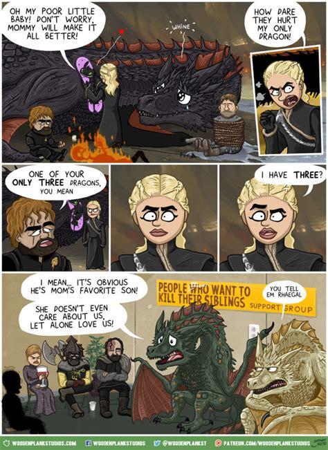funny game  thrones comics  hilariously sum