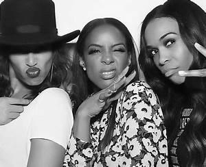 Destiny's Child reunite for Kelly Rowland's birthday and ...