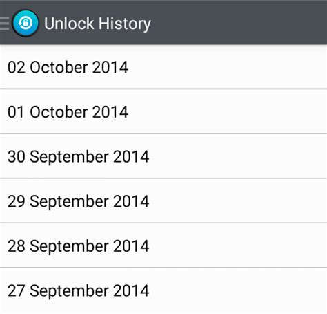 how to check history on android how to check unlock history in android tip reviews