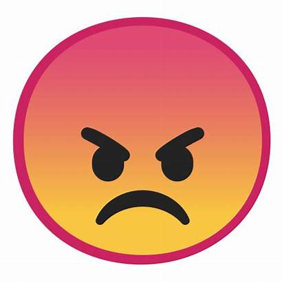 Anger Emoji Face Pscd Managing Angry Mad