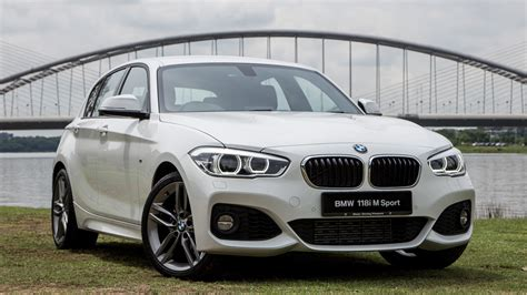 My Bmw by Bmw 118i M Sport Launched Priced At Rm188 800 Autobuzz My