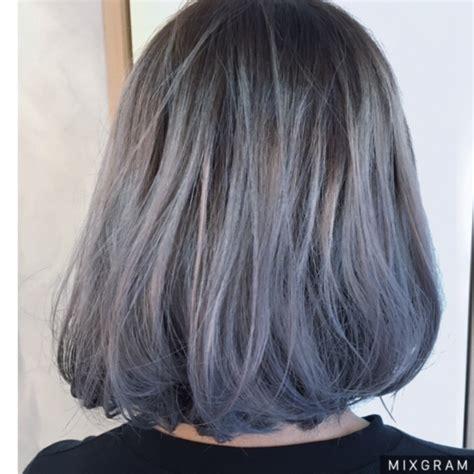 ash gray hair color ash green vs ash grey vs ash blue vs ash purple vs ash