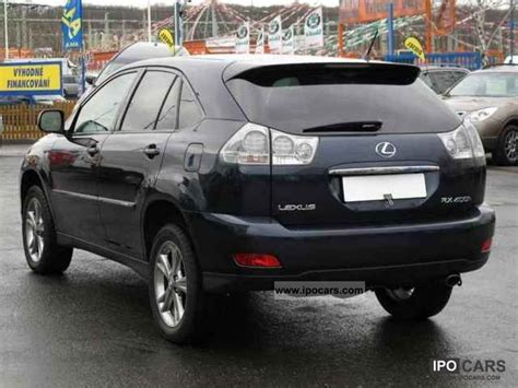lexus truck 2007 2007 lexus rx 400 h 2007 car photo and specs
