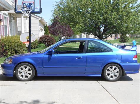 2000 Honda Beast 520hp Turbo [civic] Si For Sale