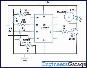Electronic Timer Circuit