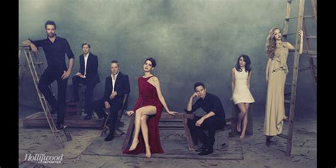 Les Misérables Stars Anne Hathaway, Hugh Jackman & More