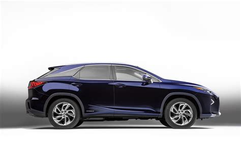 lexus jeep 2016 all new 2016 lexus rx crossover arrives with bold new