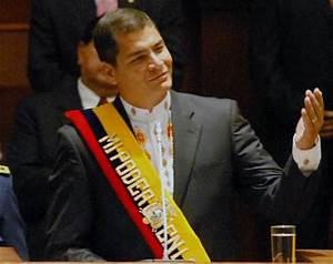 Childhood Tragedy May Affect President Rafael Correa's ...