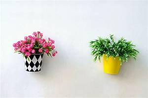 Cache Pot Magnétique : petit pot fleur aimante ~ Teatrodelosmanantiales.com Idées de Décoration