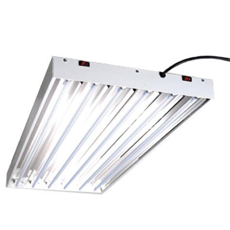 t5 high output fluorescent 4ft 6 fixture