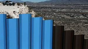 US Seeks Samples for 30-Foot-High Wall on Mexican Border ...