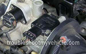 Service Manual  Remove Maf Sensor On A 2000 Buick Lesabre