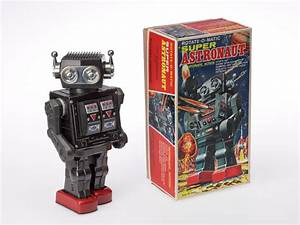 """Robots exhibition at Science Museum will be """"theatrical ..."""