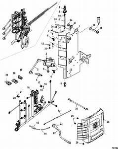 Mercury Marine 75 Hp Dfi  3 Cylinder   1 5l  Electrical