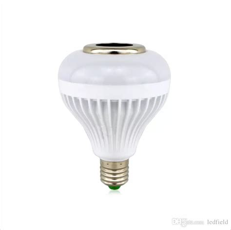 led 220v e27 smd 110v 12w bulb speaker bluetooth rgb wireless lamp playing power dhgate
