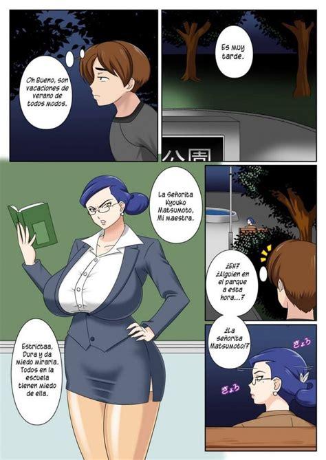 Maestra Desnuda Comic Xxx