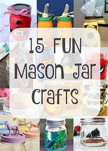 Crafts, Using, Mason, Jars, U00b7, The, Typical, Mom