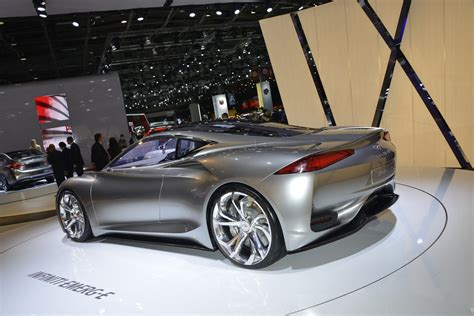 infiniti  launch electric sports car