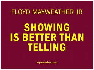 Motivational Qu... Waiting Floyd Quotes